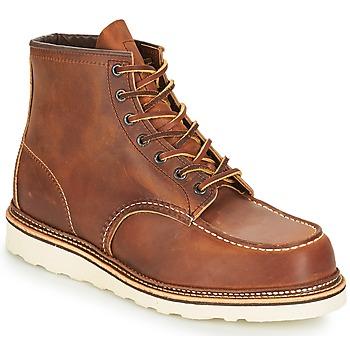 Schoenen Heren Laarzen Red Wing CLASSIC Bruin