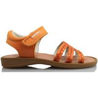Schoenen Meisjes Sandalen / Open schoenen Pablosky OLIMPO NARANJA
