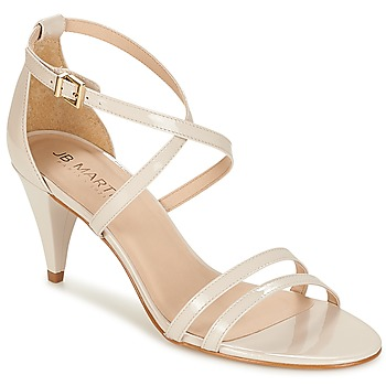 Schoenen Dames Sandalen / Open schoenen JB Martin 2SUNRISE Naturel