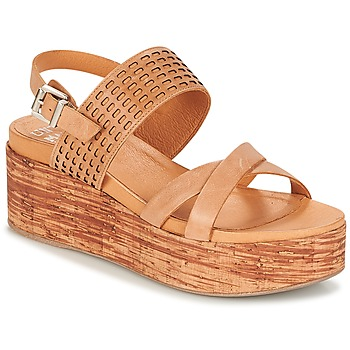 Schoenen Dames Sandalen / Open schoenen Un Matin d'Ete DAO Bruin