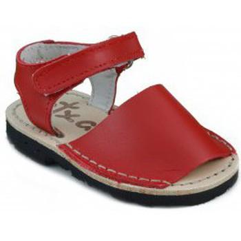 Schoenen Kinderen Sandalen / Open schoenen Arantxa MENORQUINAS A S ROJO
