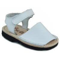 Schoenen Kinderen Sandalen / Open schoenen Arantxa MENORQUINAS A S BLANCO