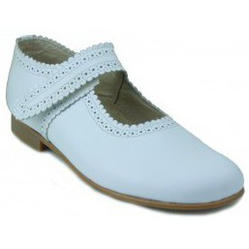 Schoenen Meisjes Lage sneakers Rizitos MERCEDES BLANCO