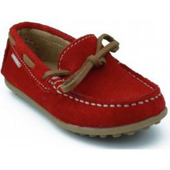 Schoenen Jongens Lage sneakers Pablosky SERRAJE LAGO ROJO