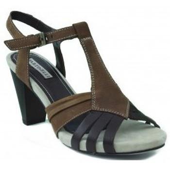 Schoenen Dames Sandalen / Open schoenen Martinelli  MARRON