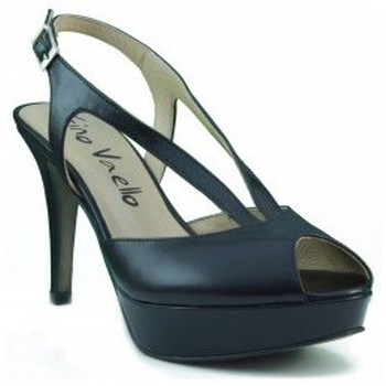 Schoenen Dames pumps Gino Vaello ALSKA IRIS NEGRO