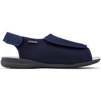 Schoenen Sandalen / Open schoenen Calzamedi Schoenen  comfortabel BLAUW