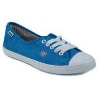 Schoenen Dames Lage sneakers MTNG MUSTANG CANVAS  CHICA CELESTE