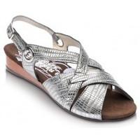 Schoenen Dames Sandalen / Open schoenen Drucker Calzapedic  PLATA