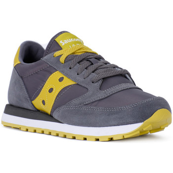 Schoenen Heren Sneakers Saucony JAZZ CRACOAL GREEN Grigio
