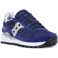 Schoenen Heren Sneakers Saucony SHADOW ORIGINAL W Blu