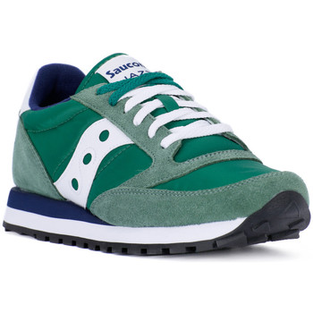 Schoenen Heren Sneakers Saucony JAZZ GREEN WHITE Verde