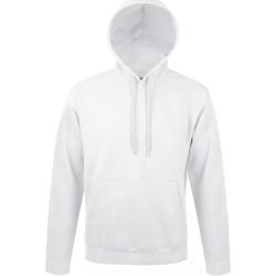 Textiel Sweaters / Sweatshirts Sols SNAKE UNISEX SPORT Blanco