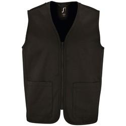Textiel Jacks / Blazers Sols WALLACE WORK UNISEX Negro