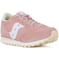 Schoenen Dames Lage sneakers Saucony JAZZ JUNIOR Rosa