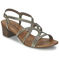 Schoenen Dames Sandalen / Open schoenen Lola Espeleta GUITARE Grijs
