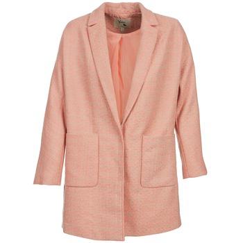Textiel Dames Mantel jassen Yumi AEKA Roze