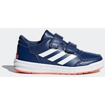 Schoenen Kinderen Nette schoenen adidas Originals Altasport CF K Marineblauw-Blauw