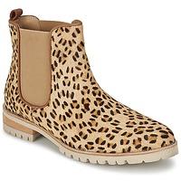 Schoenen Dames Laarzen Maruti PARADISE Wit / Zwart