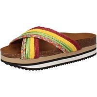 Schoenen Dames slippers 5 Pro Ject Sandalen AC589 ,