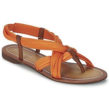 Schoenen Dames Sandalen / Open schoenen Best Mountain MILLENIUM Koraal