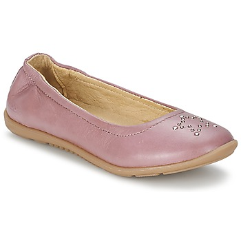 Schoenen Meisjes Ballerina's Mod'8 OLIVIA Roze