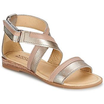 Schoenen Meisjes Sandalen / Open schoenen Mod'8 JOYCE Goud