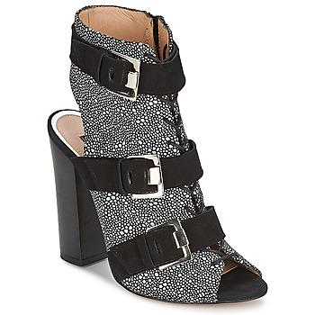 Schoenen Dames Sandalen / Open schoenen SuperTrash ZAHIRA Grijs