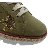 Schoenen Dames Lage sneakers Calzaturificio Loren LOC3786sa verde