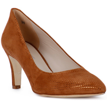 Schoenen Dames pumps Melluso VS7 SELLA Marrone