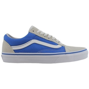 Skateschoenen Vans old skool french blue