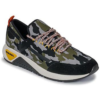 Schoenen Heren Lage sneakers Diesel S-KBY Camouflage
