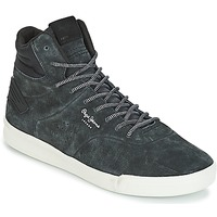 Schoenen Heren Hoge sneakers Pepe jeans BTN 01 Marine