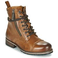Schoenen Dames Laarzen Pepe jeans Melting Bruin