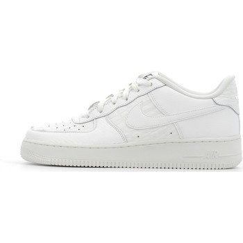 Schoenen Kinderen Lage sneakers Nike Air Force 1 LV8 Junior Wit