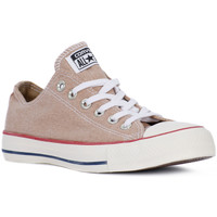 Schoenen Lage sneakers Converse ALL STAR OX STONE WASHED Giallo