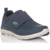 Schoenen Lage sneakers Skechers 52183 Blauw