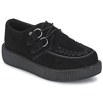 Schoenen Derby TUK MONDO LO Zwart