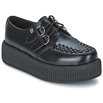 Schoenen Derby TUK MONDO HI Zwart