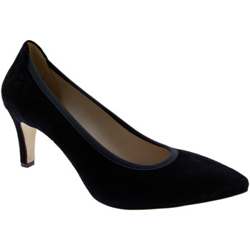 Schoenen Dames pumps Melluso MED078Ebl blu