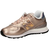 Schoenen Dames Running / trail New Balance 574 GLITTER PUNK Multicolour