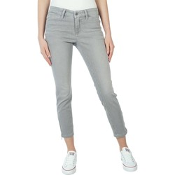 Textiel Dames Skinny Jeans Mac Dream Grijs