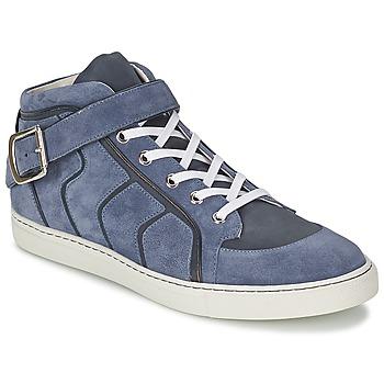 Schoenen Heren Hoge sneakers Vivienne Westwood HIGH TRAINER Blauw