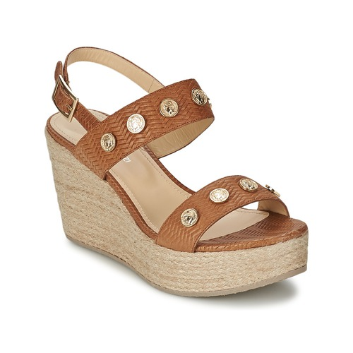 Schoenen Dames Sandalen / Open schoenen Alberto Gozzi IRIS Bruin