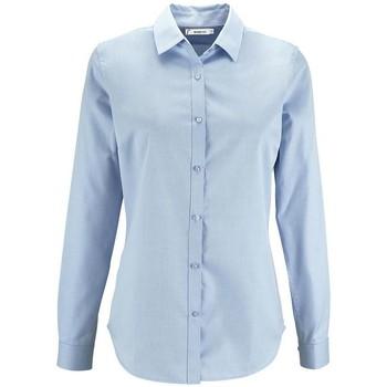 Textiel Dames Overhemden Sols BRODY WORKER WOMEN Azul