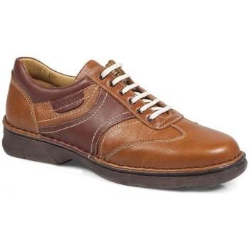 Schoenen Dames Derby & Klassiek Calzamedi S  COSIDO A M MARRON