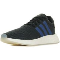 Schoenen Dames Lage sneakers adidas Originals Nmd R2 Zwart