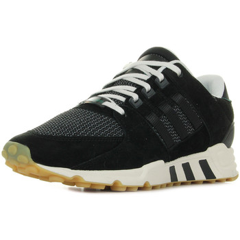 Schoenen Dames Lage sneakers adidas Originals Eqt Support Rf Zwart