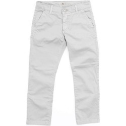 Textiel Kinderen Chino's Manuel Ritz Junior MR0222 Beige