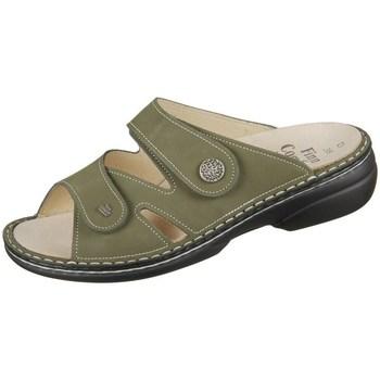 Schoenen Dames Leren slippers Finn Comfort Torbole